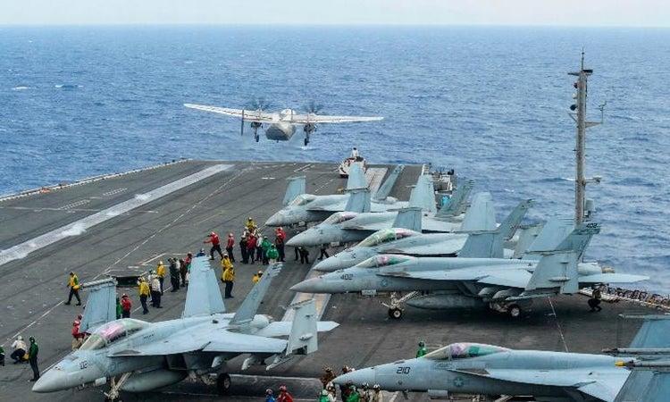 7 Marines, Navy sailor presumed dead as rescue effort