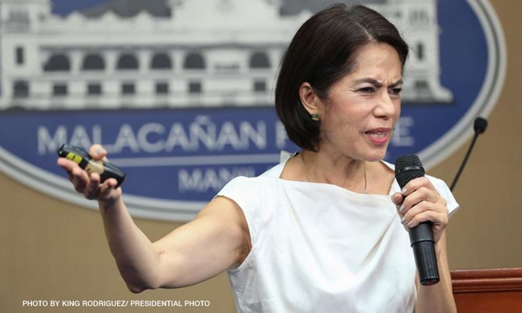 Palace, Filipinos mourn death of 'fierce' Gina Lopez