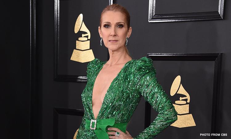 49-Year-Old Celine Dion Disrobed for Vogue