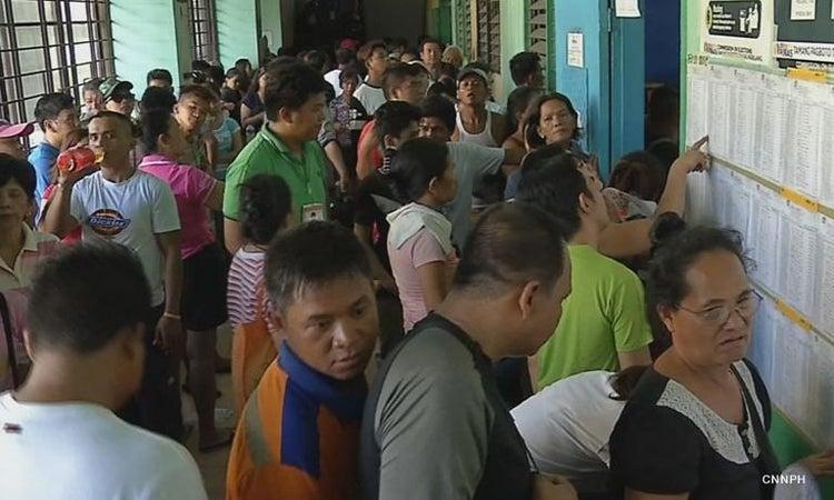 Senate votes to postpone barangay, SK polls