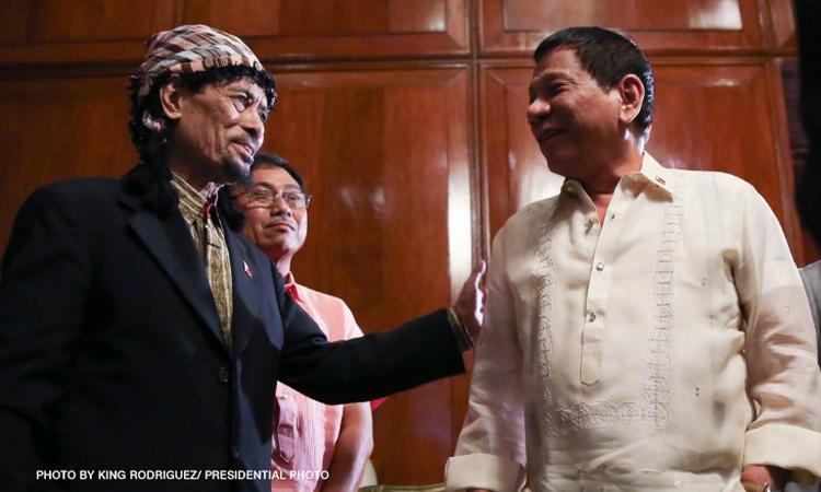Duterte names Nur Misuari special envoy to Islamic body