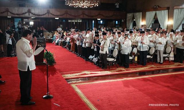 DBM allots ₱59-M for Bangsamoro officials' salaries – Palace