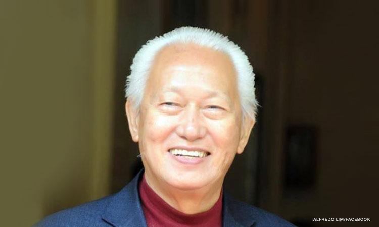 Ex-Manila Mayor Alfredo Lim dies at 90
