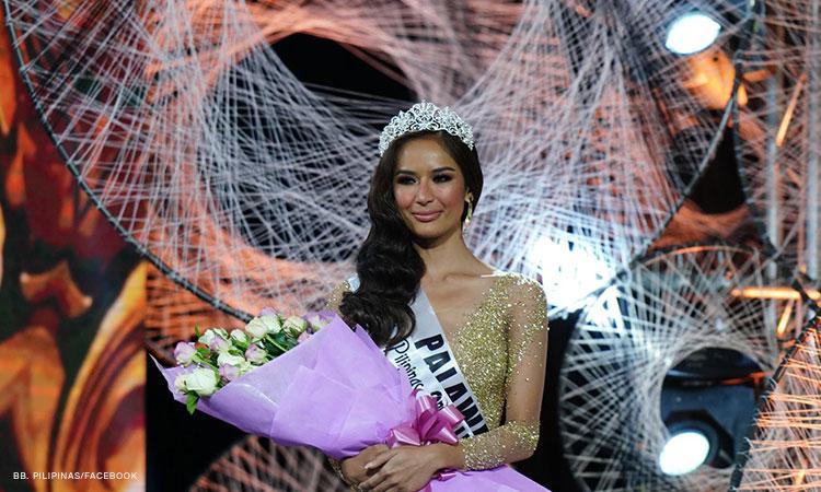 'I deserve better': Samantha Bernardo shocked she was crowned Bb. Pilipinas 2nd runner-up again