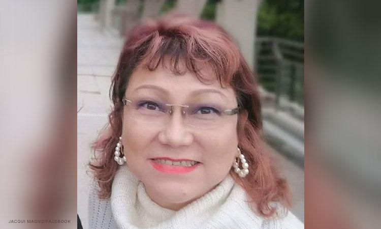 Queen of Filipino jazz Jacqui Magno passes away