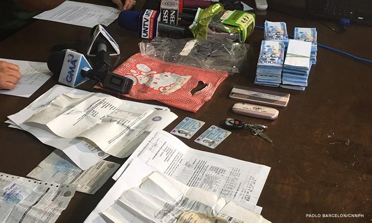₱6.8M worth of shabu seized in Cavite