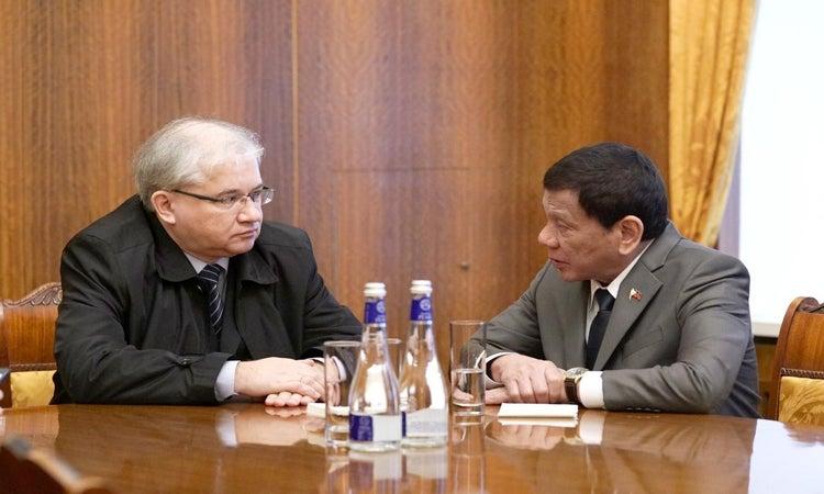 新闻资讯-俄罗斯还邀请菲律宾在那里勘探石油和天然气-菲律宾中文网(1)