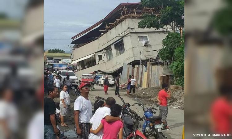 At least 1 dead in Davao del Sur quake