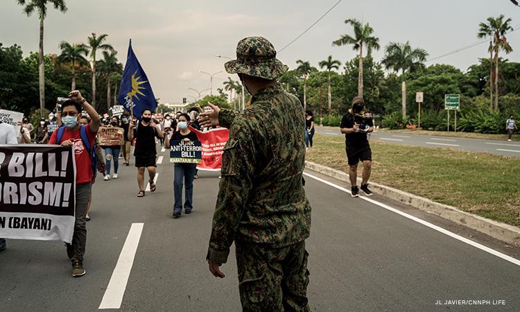 Anti-Terrorism Act takes effect Saturday - CNN Philippines