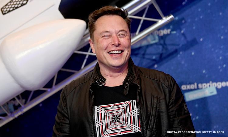 Elon Musk Kind Name