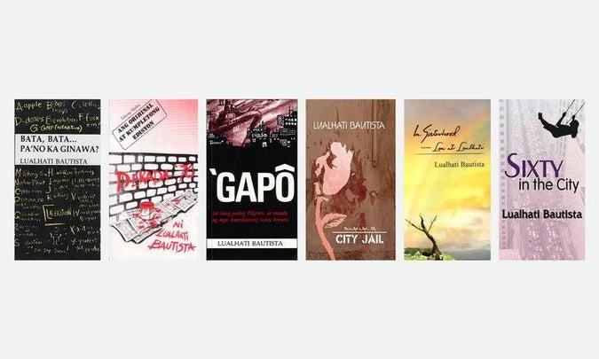 9 Pinoy authors na nagsusulat sa wikang Filipino