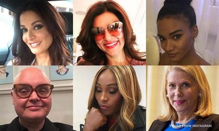 Final list of Miss Universe judges out