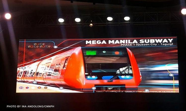 Mega Manila Subway Map.Ambitious Metro Manila Subway To Be Built By 2024 Dotr