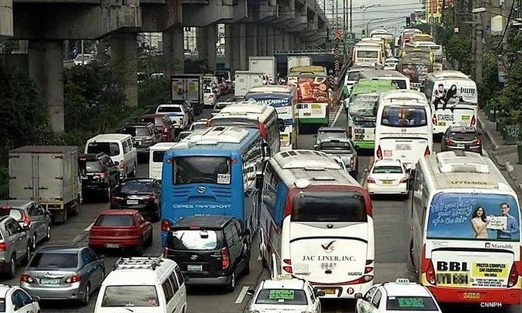 EDSA provincial bus ban dry run deferred