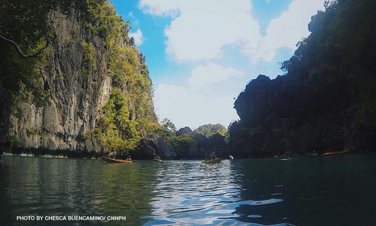Resorts face sanctions for 'polluting' El Nido waters