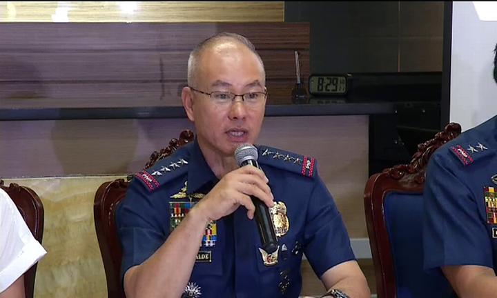 Police laud 'generally peaceful' Holy Week