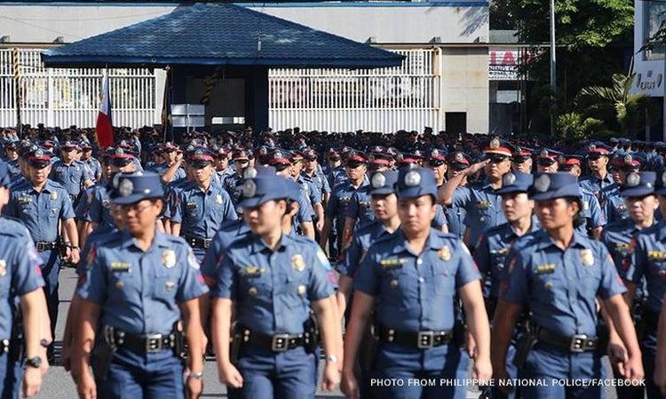 Metro Manila police on full alert for Holy Week