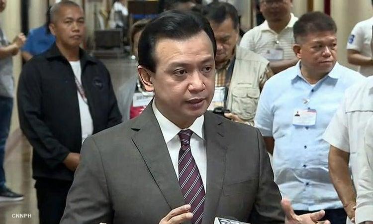 'Bikoy' videos may send Trillanes back to jail – Palace