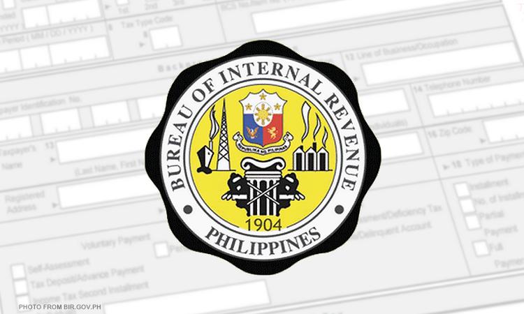 BIR: No extension of April 16 deadline for filing ITR