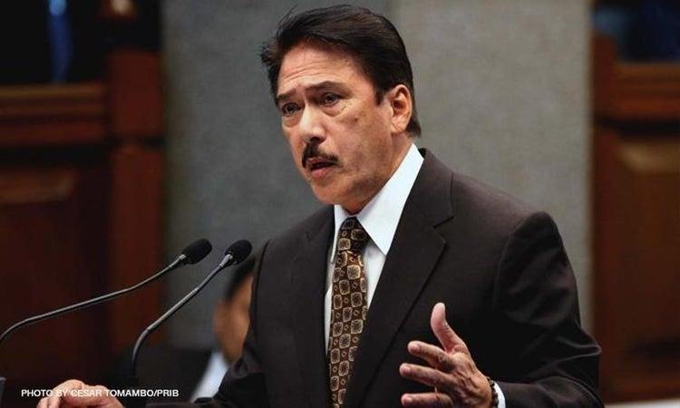 Majority of senators also against VFA abrogation, Sotto says