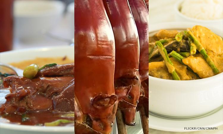 Lechon, kare-kare, crispy pata among 'World's Best Dishes