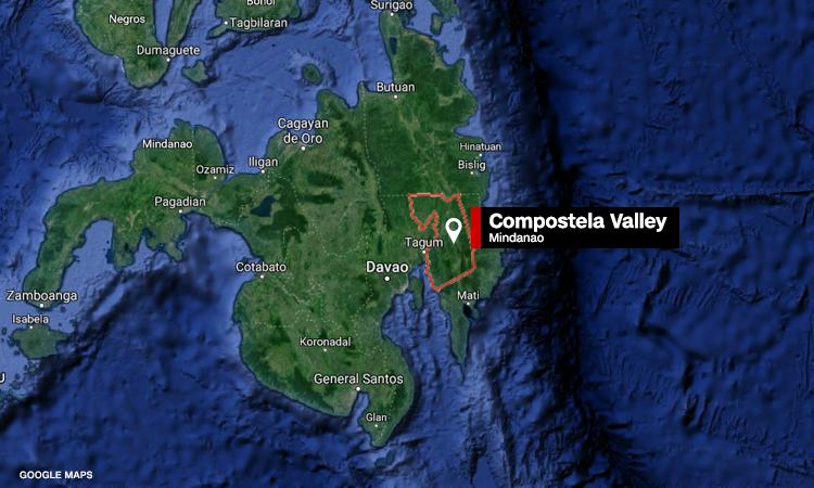New law renames Compostela Valley to Davao de Oro