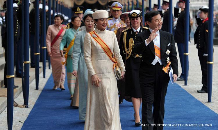 Duterte invites Japan emperor, empress to PH