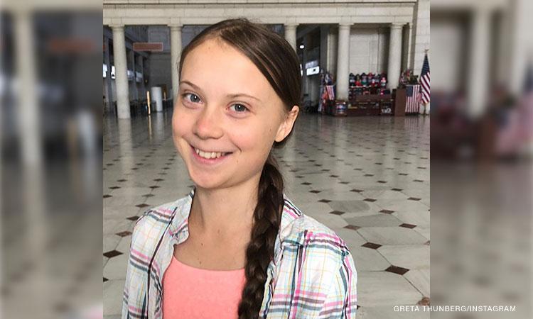 Greta Thunberg wins 'alternative Nobel' for environmental work
