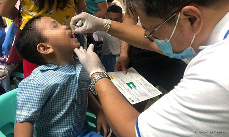 DOH records 4 more polio cases in PH