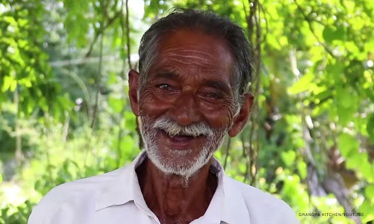 Beloved Indian YouTuber Grandpa Kitchen