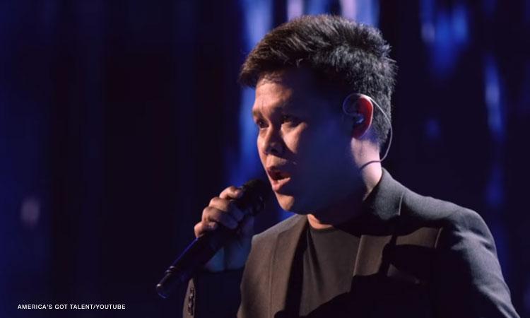 Marcelito Pomoy advances to 'America's Got Talent' semis