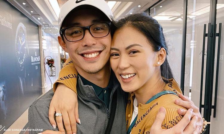 Alex Gonzaga announces engagement on 32nd birthday