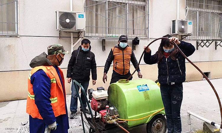 Korea: First case of SARS-like virus confirmed