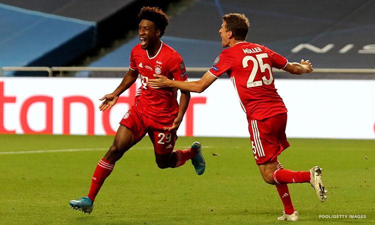 Bayern Munich Beats Paris Saint Germain To Win The Champions League