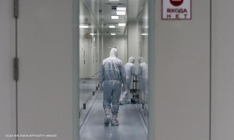 Pharma giants pledge safe testing for COVID-19 vaccine