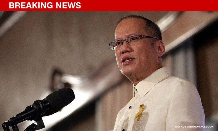 Former President Aquino dies at 61